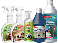Odor Removers